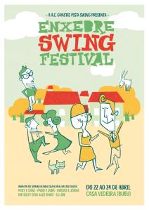 Cartel Enxebre Swing Festival