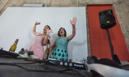 Elena Branco & Marta Rodríguez